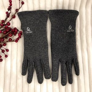 Head Sensatec Fleece Touchscreen Running Gloves